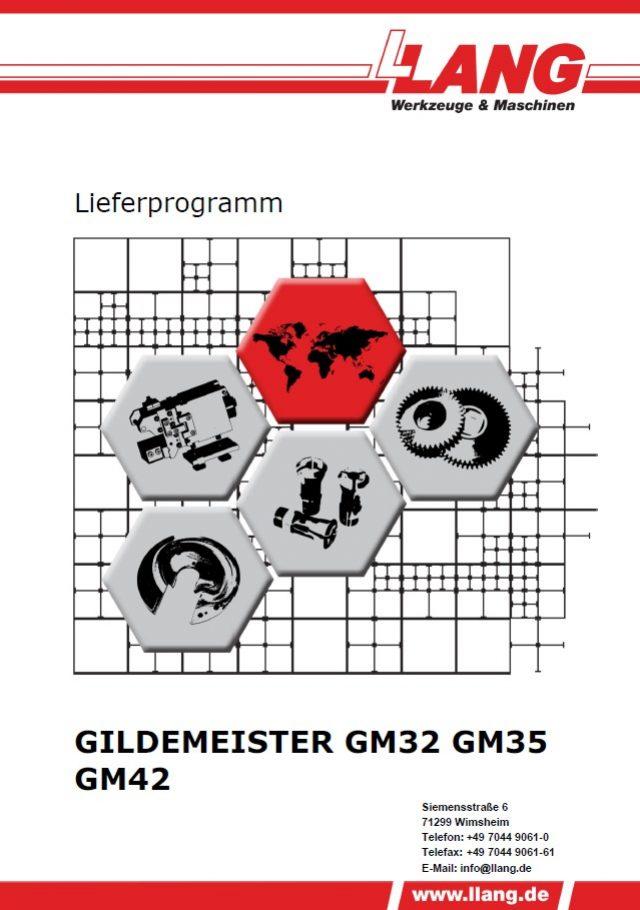 Gildemeister GM32