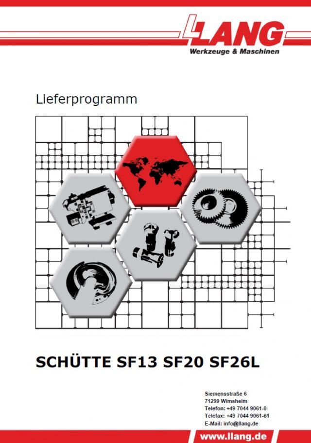 Schütte SF13
